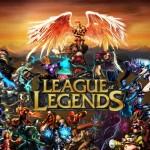 league