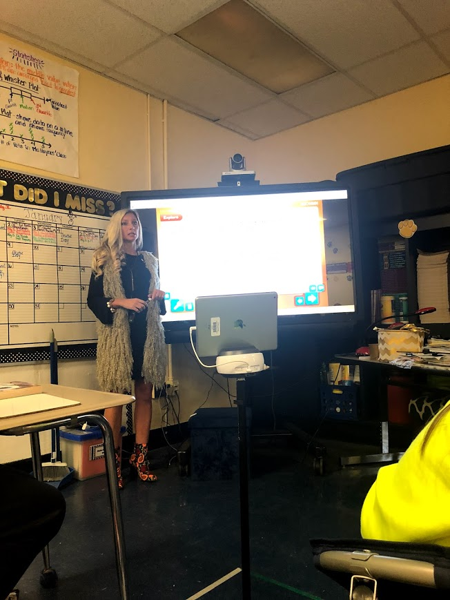 Innovative Classroom Techniques ~ Ashley uses technology in her flipped classroom the holler