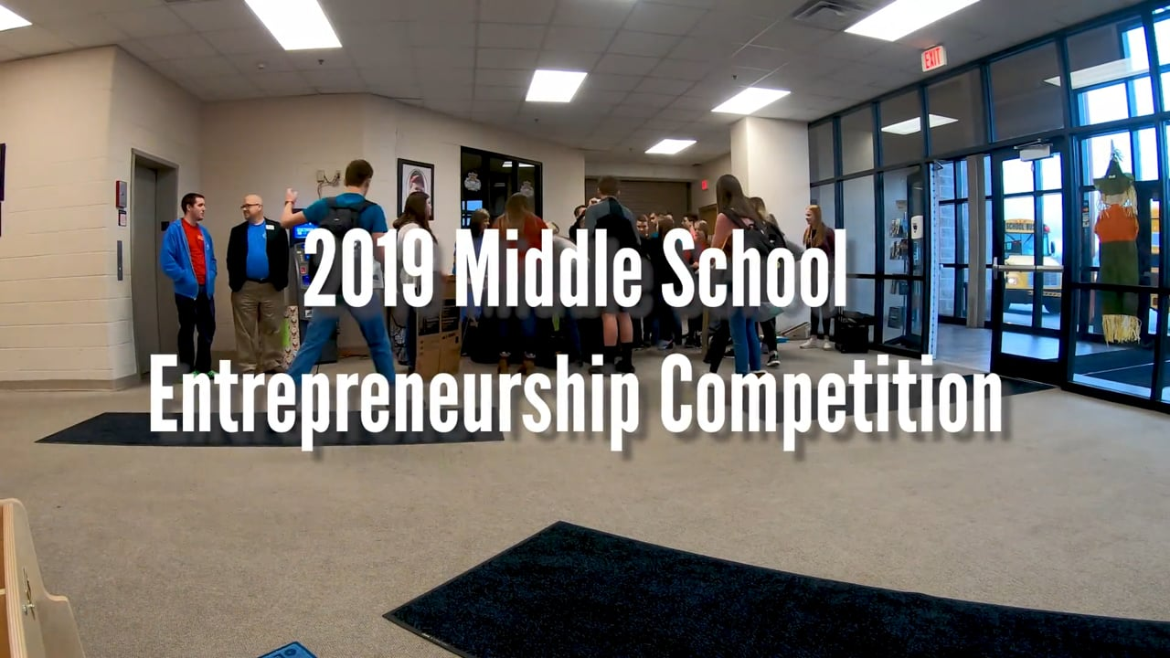 2019-Middle-School-Entrepreneurship-Competition