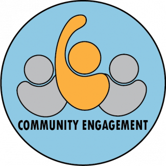 Holler logo of Community Engagement