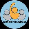 Holler logo of Community Engagement