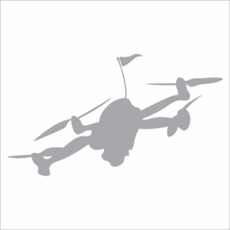 Holler logo of Drones