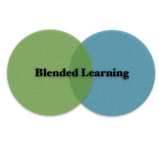 Holler logo of Blended Learning