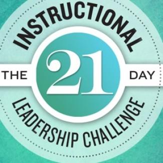 Holler logo of 21 Day Instructional Leadership Challenge