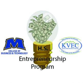 Holler logo of High School Entrepreneurship Program