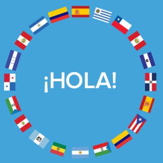 Holler logo of ¡Grita Fuerte!
