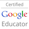 Holler logo of Google Certified Educator Cadre