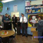 Legislature Visits