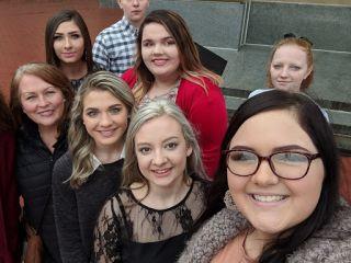 Frankfort 2019- GroupSelfie