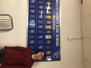 student senate wall of fame