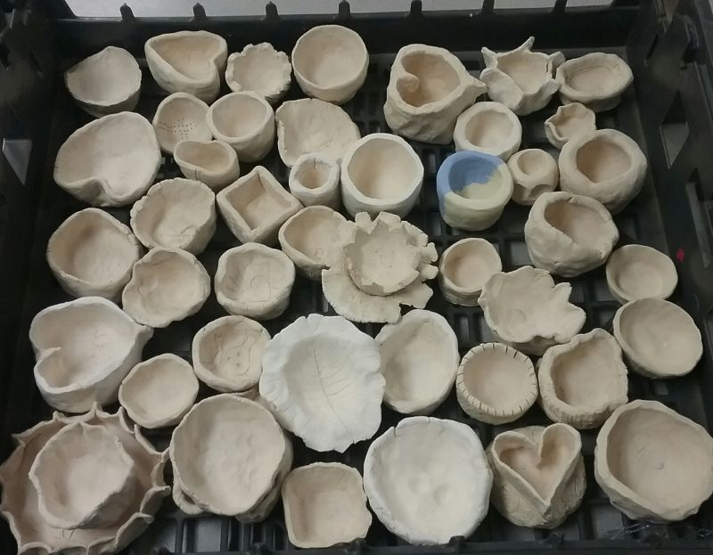 bisque-ware