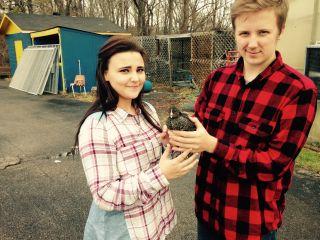 james and Kayla
