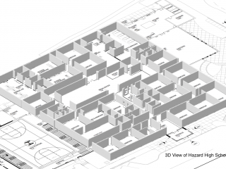 HHS 3D Perspective