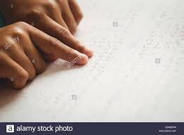 reading-braille