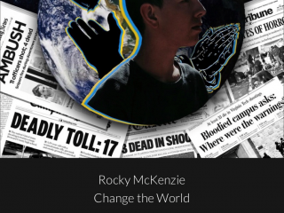 Rocky Change the World.